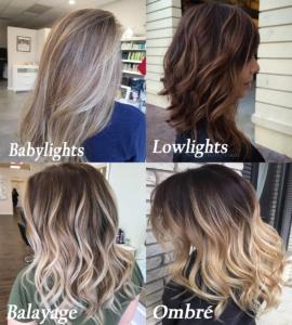 Hair coloring guide 2