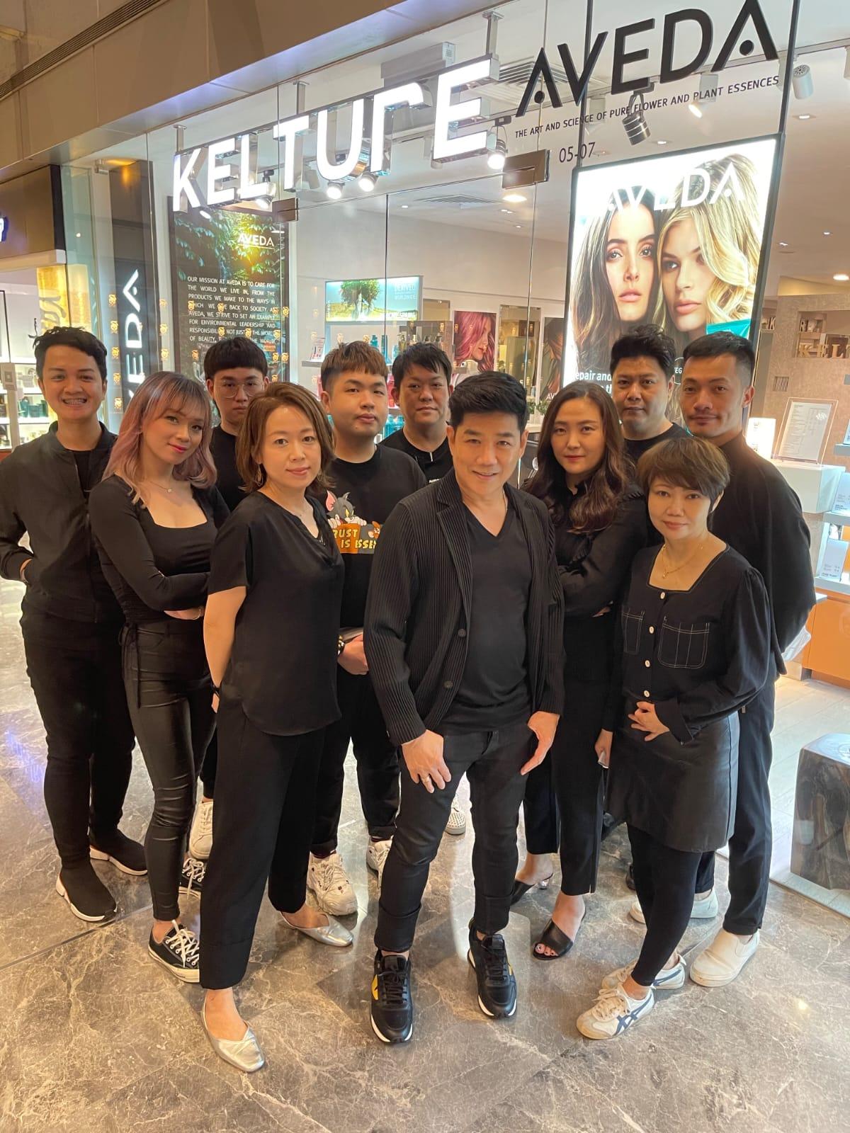 Why Kelture Aveda Hair Salon? 1